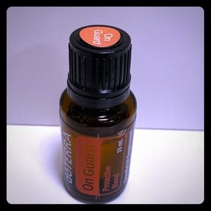 New Doterra On Guard Oil